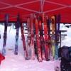 Testy sprzętu w Wierchomli na VII Polskim Spotkaniu Telemarkowym