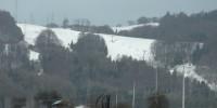 W niedzielę w Szczawniku nawet pobielone się zrobiło poza trasami