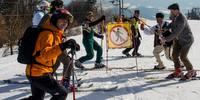 Trzy słoneczne dni, czyli o 14-stym Polskim Spotkaniu Telemarkowym
