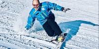 "Warsztaty narciarstwa TELEMARKowego ""No to siup na kolanko"""